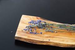 Λουλούδι lavender Στοκ εικόνες με δικαίωμα ελεύθερης χρήσης