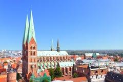 Λούμπεκ Στοκ φωτογραφία με δικαίωμα ελεύθερης χρήσης