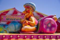 Λούνα παρκ για τα παιδιά στοκ εικόνες με δικαίωμα ελεύθερης χρήσης