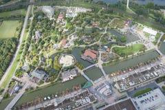 Λούνα παρκ στην περιοχή του Ρουρ Γερμανία στοκ φωτογραφία με δικαίωμα ελεύθερης χρήσης