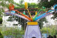 Λούνα παρκ του Mysore Στοκ φωτογραφία με δικαίωμα ελεύθερης χρήσης