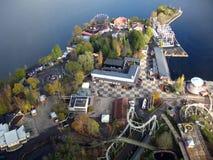 λούνα παρκ Στοκ φωτογραφία με δικαίωμα ελεύθερης χρήσης