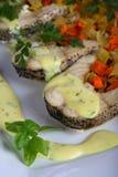 λούτσοι που μαγειρεύον Στοκ Εικόνες