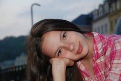λυκόφως κοριτσιών Στοκ φωτογραφίες με δικαίωμα ελεύθερης χρήσης