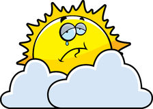 λυπημένος ήλιος