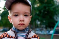 Λυπημένο αγόρι Στοκ εικόνες με δικαίωμα ελεύθερης χρήσης