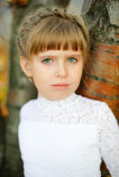 Λυπημένο κορίτσι Στοκ Φωτογραφία