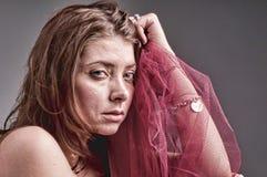 Λυπημένο κορίτσι Στοκ εικόνα με δικαίωμα ελεύθερης χρήσης