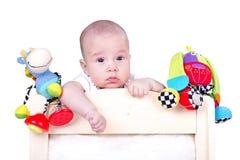 Λυπημένο μωρό Στοκ Εικόνες