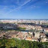 Λυών, Γαλλία, Ευρώπη Στοκ φωτογραφίες με δικαίωμα ελεύθερης χρήσης