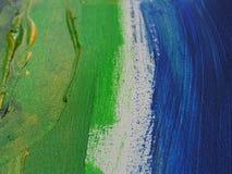 λωρίδες χρώματος Στοκ Εικόνες