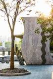 Λωρίδα κυμάτων της πέτρας Στοκ φωτογραφίες με δικαίωμα ελεύθερης χρήσης