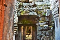 Λόγοι ναών της Καμπότζης Στοκ Φωτογραφίες