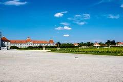 Λόγοι του παλατιού Μόναχο Nymphenburg στοκ φωτογραφία με δικαίωμα ελεύθερης χρήσης