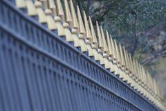 λόγχες πυλών Στοκ Φωτογραφίες