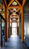 Λόμπι ανελκυστήρων του κτηρίου Leadenhall Στοκ φωτογραφίες με δικαίωμα ελεύθερης χρήσης