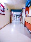Λόμπι νοσοκομείων στοκ φωτογραφία
