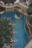 λόμπι ξενοδοχείων περιο&chi Στοκ φωτογραφίες με δικαίωμα ελεύθερης χρήσης