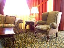 λόμπι ξενοδοχείων Στοκ φωτογραφία με δικαίωμα ελεύθερης χρήσης