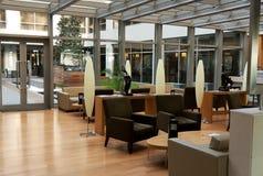λόμπι ξενοδοχείων Στοκ Φωτογραφία