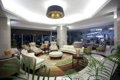 Λόμπι ξενοδοχείων Στοκ Φωτογραφίες