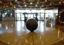 Λόμπι ξενοδοχείων Plaza Crowne Στοκ Φωτογραφίες