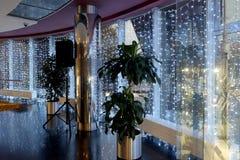 Λόμπι πύργων TV Ostankino Στοκ φωτογραφία με δικαίωμα ελεύθερης χρήσης
