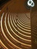 Λόμπι του Grand Hyatt Στοκ Εικόνες