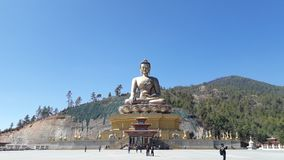 Λόρδος του Βούδα στοκ εικόνα με δικαίωμα ελεύθερης χρήσης