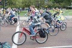 Λόρδος 06 Λονδίνο skyride δημάρχο& Στοκ Εικόνες