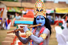 Λόρδος krishna στοκ εικόνες με δικαίωμα ελεύθερης χρήσης
