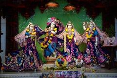 Λόρδος Krishna και Radha Στοκ Εικόνες