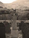 λόφοι νεκροταφείων στοκ εικόνες