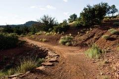 λόφοι πεζοπορίας αργίλο στοκ φωτογραφία με δικαίωμα ελεύθερης χρήσης
