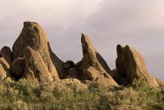 λόφοι της Αλαμπάμα Καλιφόρνια Στοκ φωτογραφία με δικαίωμα ελεύθερης χρήσης