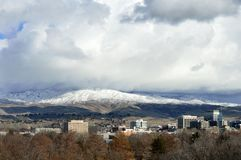Λόφοι 11 του Αϊντάχο Boise Στοκ Φωτογραφία