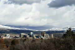 Λόφοι 12 του Αϊντάχο Boise Στοκ φωτογραφία με δικαίωμα ελεύθερης χρήσης