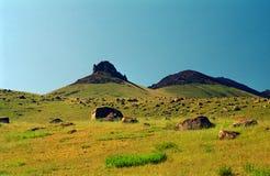 λόφοι στοκ εικόνα