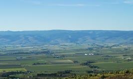 Λόφοι Ellensburg στοκ εικόνα