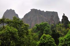Λόφοι Guifeng Στοκ φωτογραφία με δικαίωμα ελεύθερης χρήσης