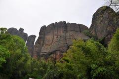 Λόφοι Guifeng Στοκ Φωτογραφία
