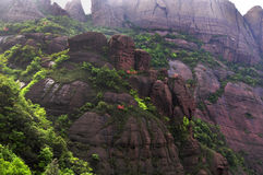 Λόφοι Guifeng Στοκ Εικόνα
