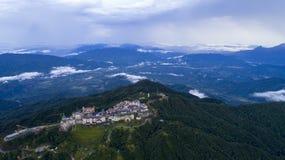 Λόφοι NA BA στην κορυφή του βουνού Στοκ φωτογραφίες με δικαίωμα ελεύθερης χρήσης