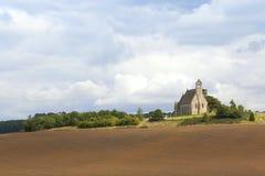 λόφος εκκλησιών Στοκ Εικόνες