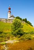 λόφος εκκλησιών Στοκ Φωτογραφίες