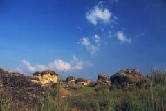 Λόφος μανιταριών στην ανατολική Ιάβα gresik στοκ φωτογραφίες με δικαίωμα ελεύθερης χρήσης