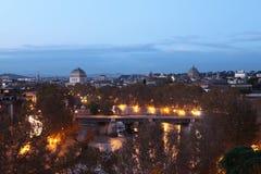 λόφος Ρώμη aventine Στοκ Φωτογραφίες