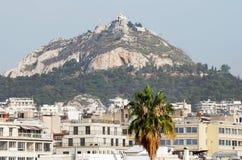 λόφος της Αθήνας Στοκ φωτογραφίες με δικαίωμα ελεύθερης χρήσης
