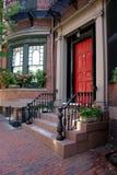 λόφος της Βοστώνης αναγνωριστικών σημάτων Στοκ Φωτογραφία