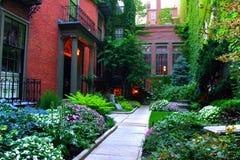λόφος της Βοστώνης αναγνωριστικών σημάτων Στοκ Εικόνες